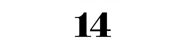 "Capace 14"""