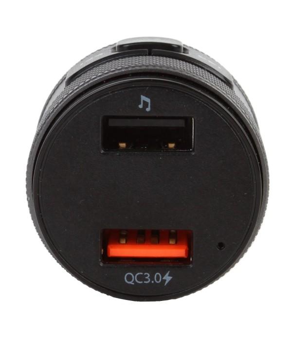 Modulator FM auto Akai FMT-C57BT, Bluetooth, cu incarcare telefon