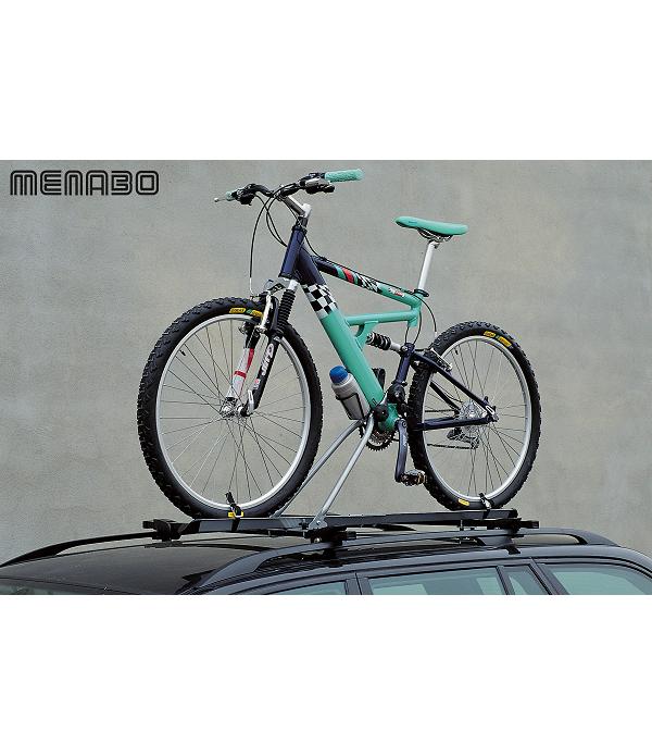 Suport bicicleta Huggy Lock cu prindere pe bare transversale