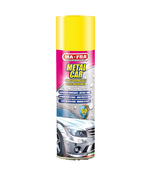 Ceara spray Mafra Metal Car